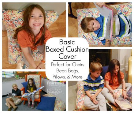 Basic Box Cushion Cover