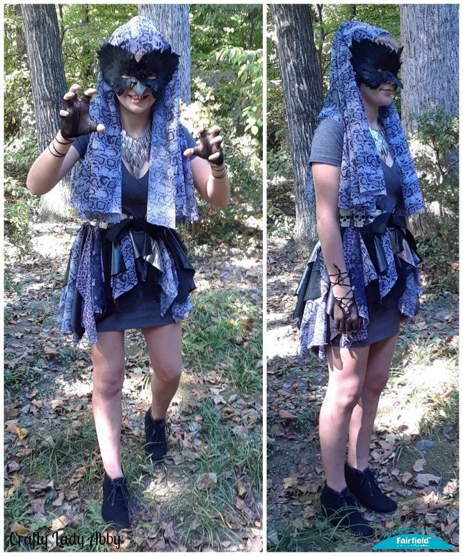 Dark Elf Fantasy Halloween Costume