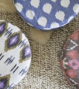 Floor Pouf Fairfield Project A Happy Stitch 22
