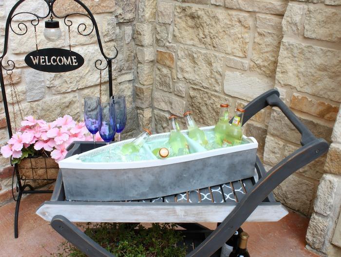 Diy Boat Shaped Cooler For Entertaining Fairfield World