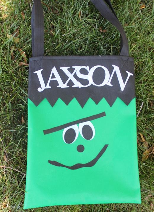 Oly-Fun™ Frank Halloween Bag