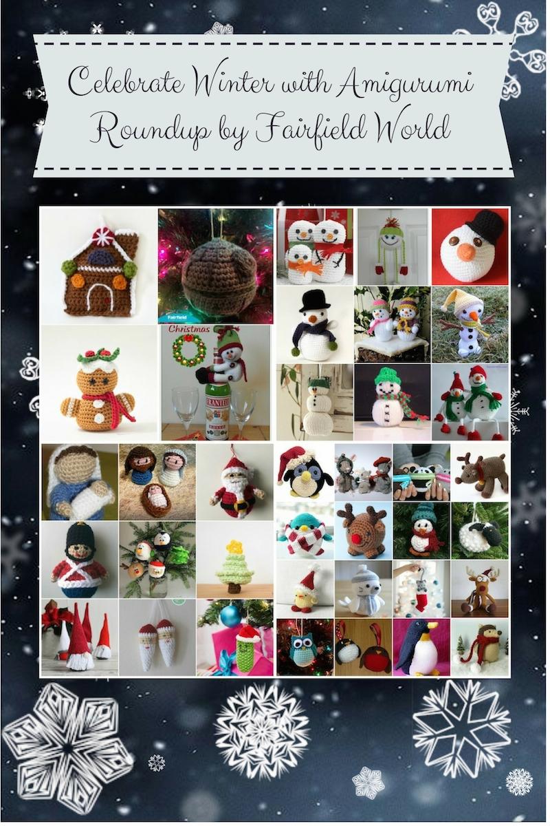 Shop Crochet Amigurumi Snowman on Wanelo | 1200x800