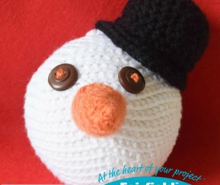 Crochet Snowdude