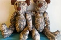 Maureen Hepner - Military Bears
