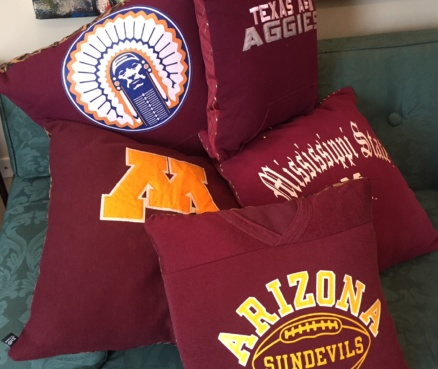 Team Spirit Pillows