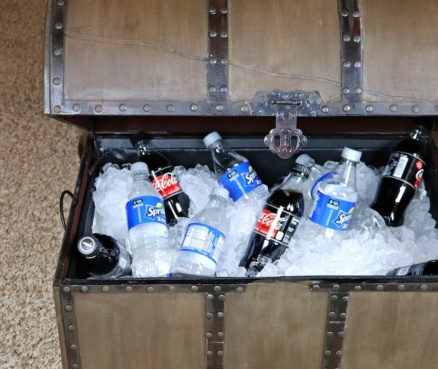 Man Cave Cooler DIY