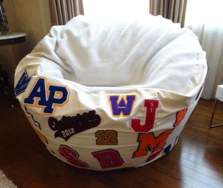 Giant, Team Spirit Bean Bag Chair