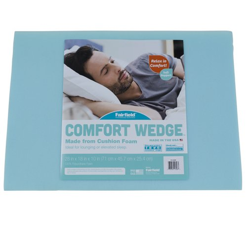 Fairfield Comfort Wedge – Made with Cushion Foam