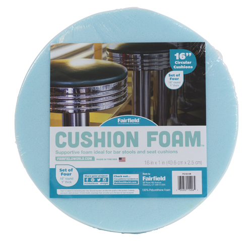 Cushion foam Rounds perfect for seat covers