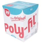 Poly-Fil® 100% Polyester Fiber Fill – 20 Pound Box