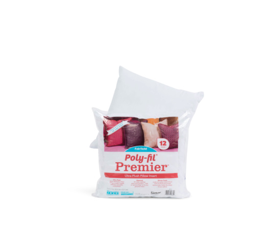 Poly-Fil® Premier™ Small Pillow Insert 12″ x 12″