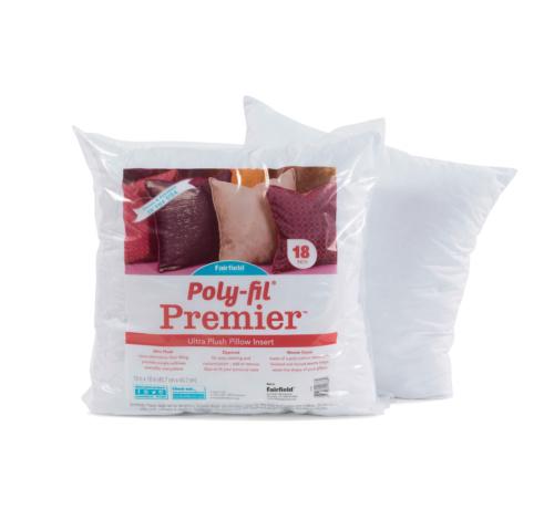 Poly-Fil® Premier™ Accent Pillow Insert 18″ x 18″