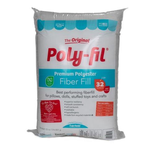Poly-Fil® Premium Fiber Fill 32 ounce Bag