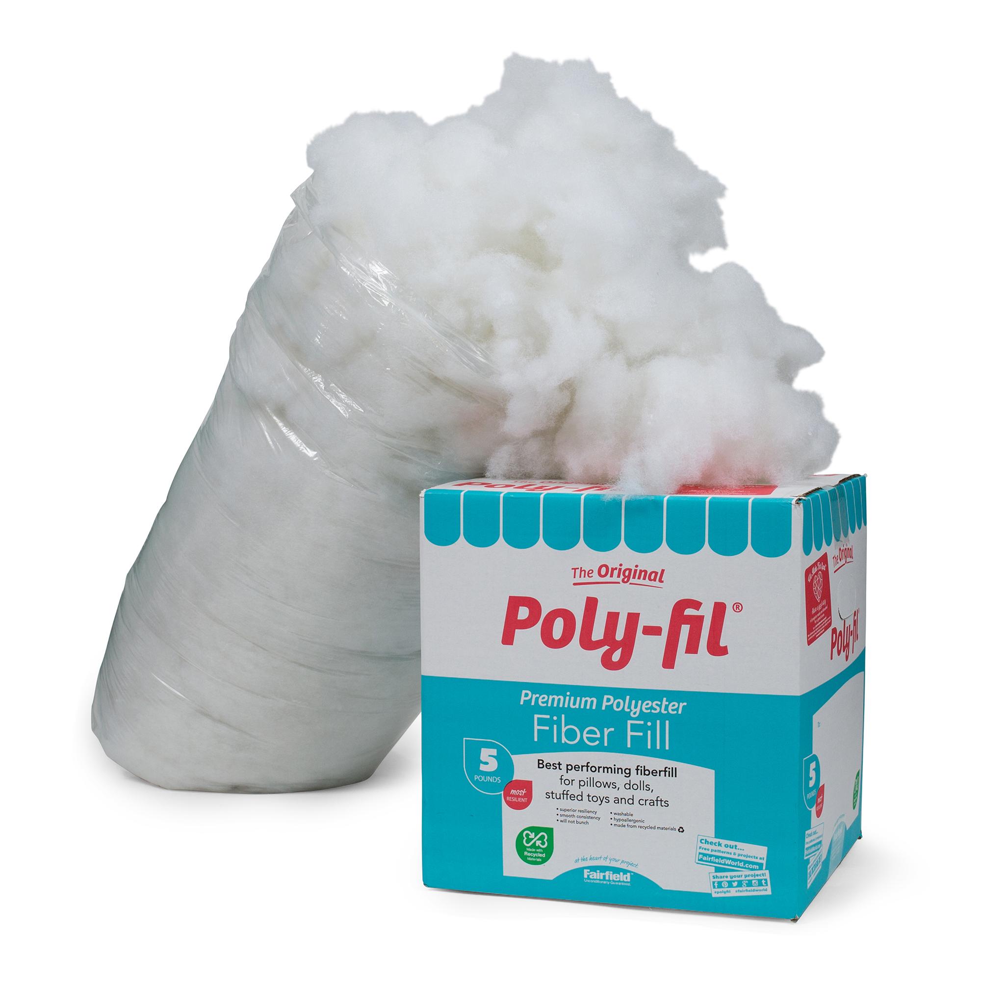 Poly-fil Fiber Fill