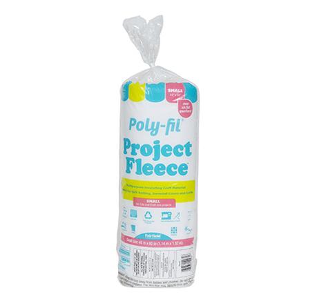 Poly-Fil® Project Fleece™ Batting 45″ x 60″