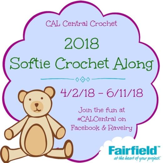 2018 Softie Crochet Along
