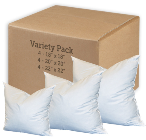 Feather-fil® Pillow Variety Pack