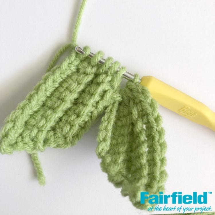Crochet Mermaid Tail Fin Fairfield World
