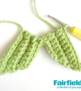 Mermaid Fin Crochet