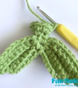 Mermaid Tail Doll Crochet