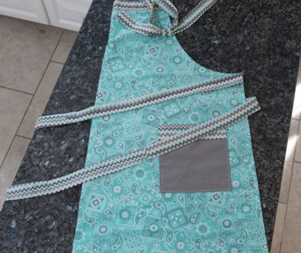 Kitchen Refresh Apron