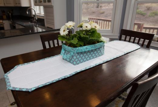 Kitchen - Reversible Table Runner