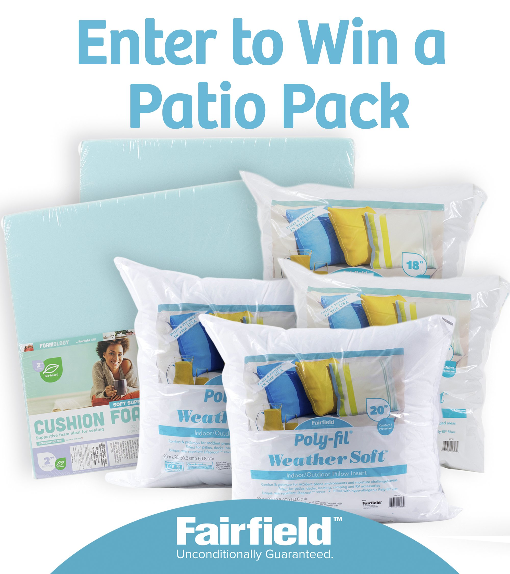Fairfield World Giveaway