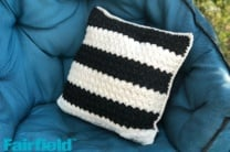 Bold Stripes Outdoor Pillow