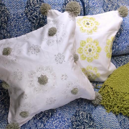 Urban Zen Pillows