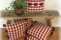 Serviette Scatter Cushions