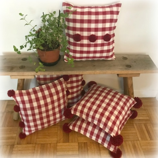 Serviette Scatter Cushions