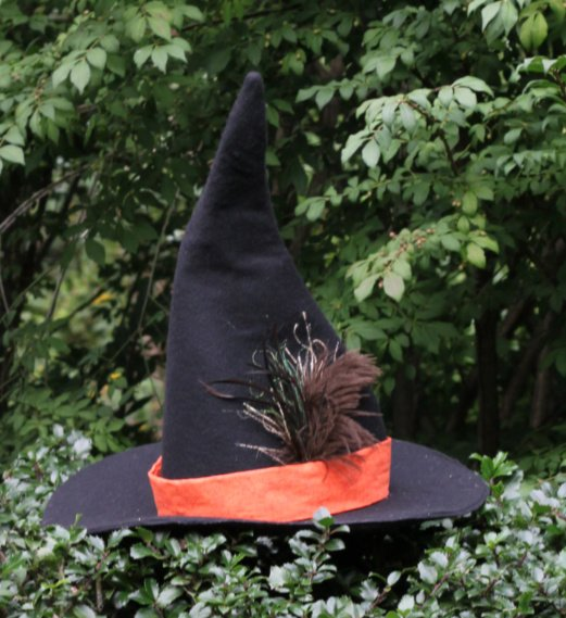 Witch's Hat Decor