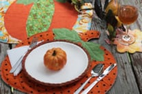 Pumpkin Placemats