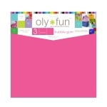 Oly-Fun™ Craft Sheets – Bubble Gum – 18 pieces