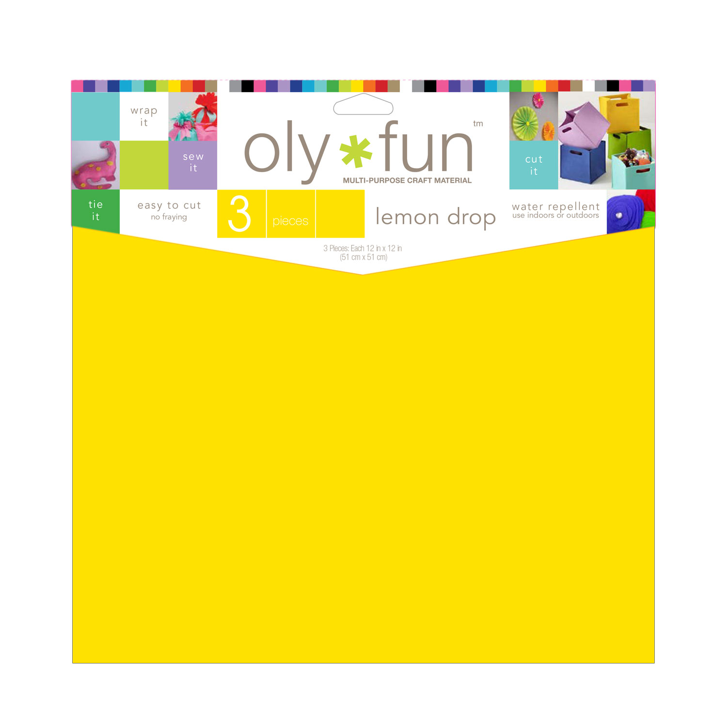 Oly-Fun® Craft Sheets -