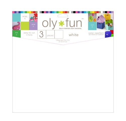 Oly-Fun™ Craft Sheets – Snow White – 18 pieces