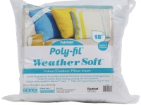 """Weather Soft Pillow 18"""""""