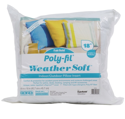 Weather Soft™ Indoor/Outdoor Pillow 18″ x 18″