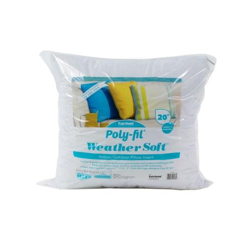 Weather Soft™ Indoor/Outdoor Pillow 20″ x 20″
