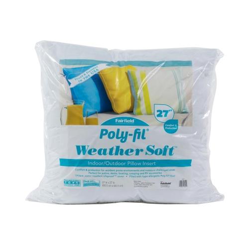 Weather Soft™ Indoor/Outdoor Pillow 27″ x 27″