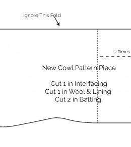 Funnel Neck Vest Cowl Neck Adaptation