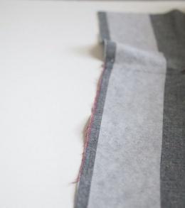 Funnel Neck Vest DIY A HAPPY STITCH 18