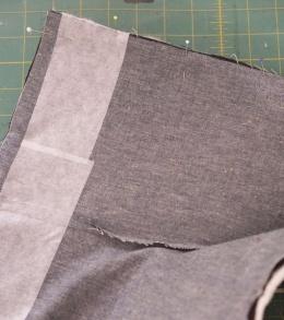 Funnel Neck Vest DIY A HAPPY STITCH 19