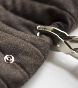 Funnel Neck Vest DIY A HAPPY STITCH 38