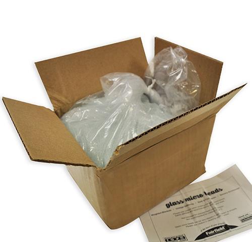 Poly-fil® 100% Glass Micro Beads – 15 lb. box