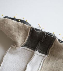 Boot Slippers Coziest Slipper & Leg Warmer Combo Ever A HAPPY STITCH 40