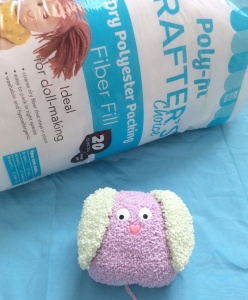 Bouncy Boucle Crochet Bunny, free pattern by Underground Crafter for Fairfield World | assembly