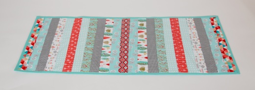 Scrappy Table Runner