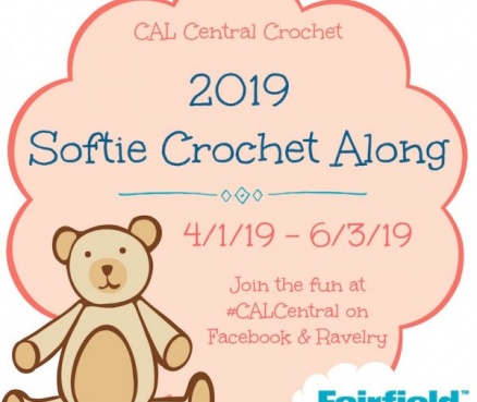 2018 Softie Crochet Along