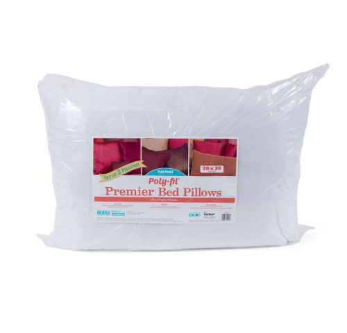 Poly-Fil Premier Oversized Pillow 20″ x 30″ Pack of 2